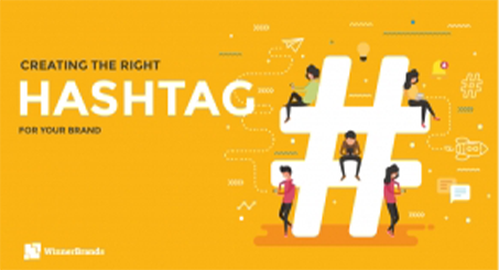 CREATING THE RIGHT HASHTAG FOR YOUR BRAND
