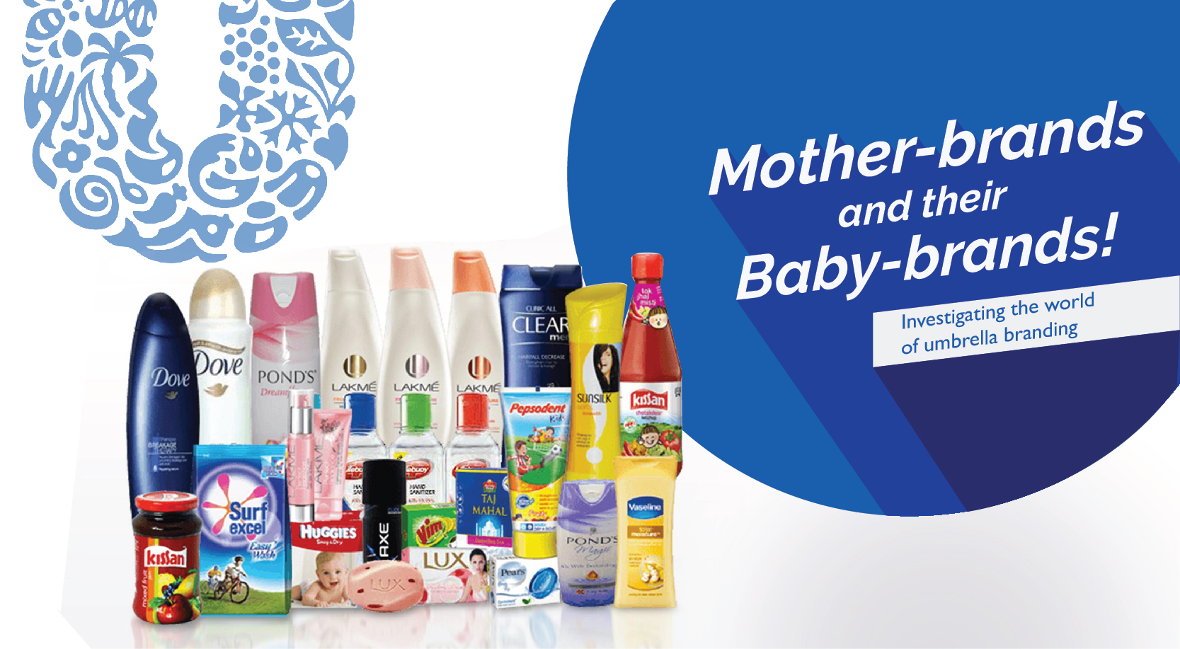 MOTHER-BRANDS AND THEIR BABY-BRANDS!